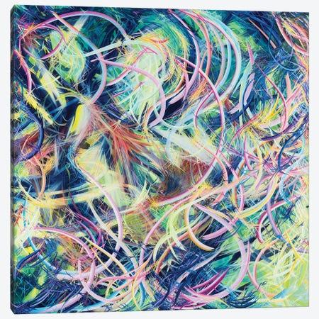 The Day Pandora Set Me Free (Misteriora) Canvas Print #MCN56} by Michael Carini Canvas Art