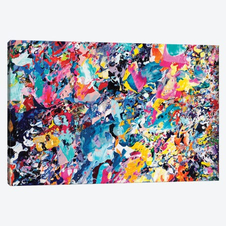 Beautiful Accidents VI Canvas Print #MCN78} by Michael Carini Canvas Art Print
