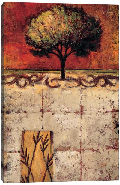 Stately II Canvas Art Print