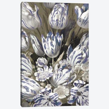 Tulip Bouquet Canvas Print #MCQ12} by Angela McQueen Canvas Artwork