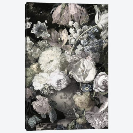 Glorious Bouquet I Canvas Print #MCQ1} by Angela McQueen Canvas Print