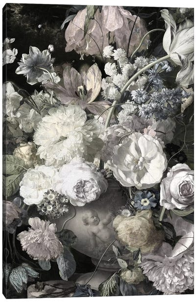 Glorious Bouquet I Canvas Art Print