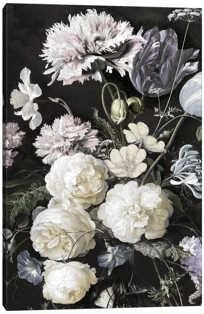 Glorious Bouquet II Canvas Art Print
