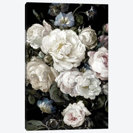 Glorious Bouquet III Canvas Print #MCQ3} by Angela McQueen Canvas Print