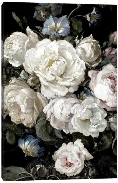 Glorious Bouquet III Canvas Art Print