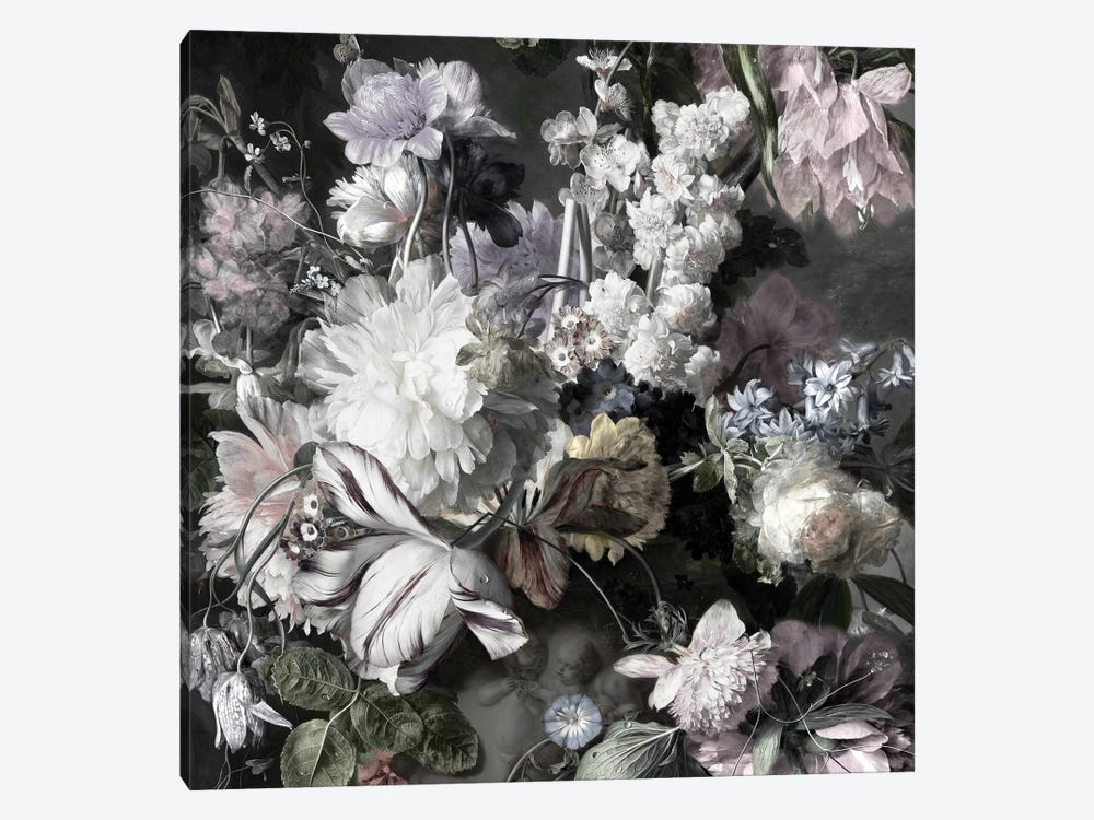 Glorious Bouquet IV by Angela McQueen 1-piece Canvas Art Print