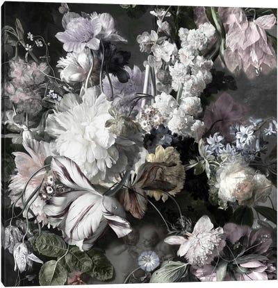 Glorious Bouquet IV Canvas Art Print