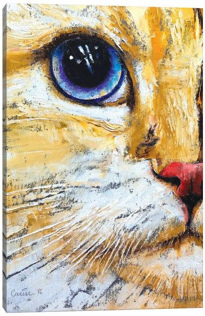 Ragamuffin Canvas Art Print