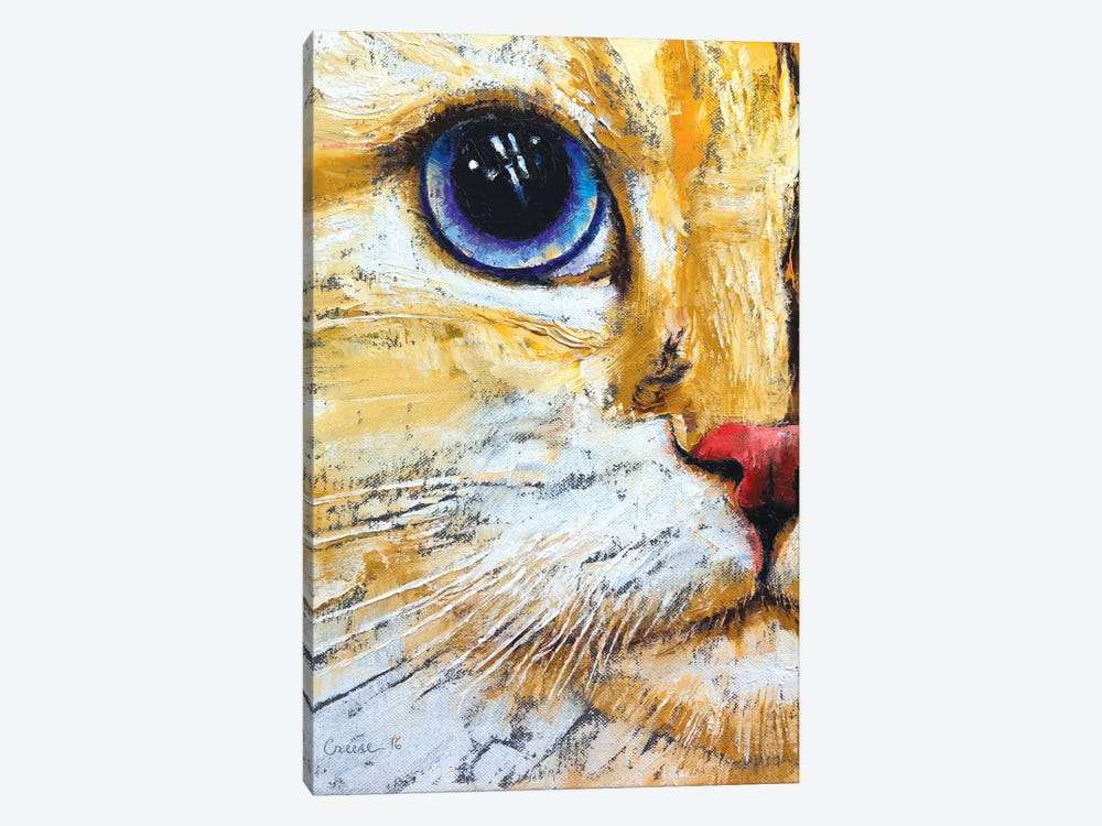 Ragamuffin by Michael Creese 1-piece Art Print