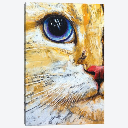 Ragamuffin 3-Piece Canvas #MCR110} by Michael Creese Canvas Print