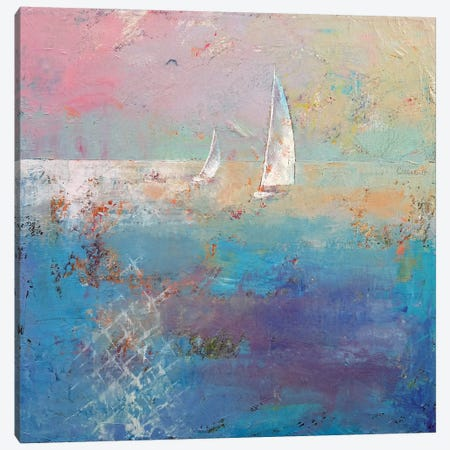 Sailing Canvas Print #MCR120} by Michael Creese Canvas Wall Art