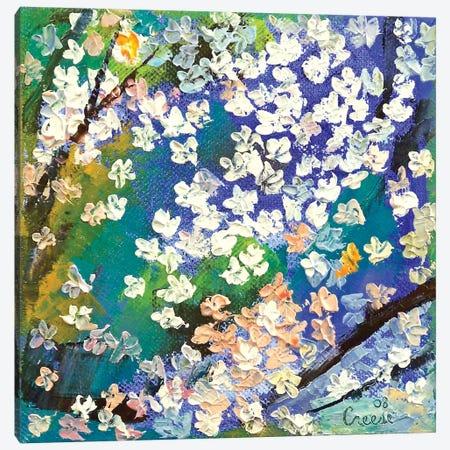 Sakura Oil Painting Canvas Print #MCR121} by Michael Creese Canvas Art