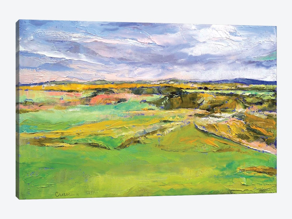 Scottish Lowlands by Michael Creese 1-piece Canvas Art Print