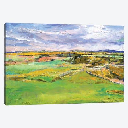 Scottish Lowlands Canvas Print #MCR125} by Michael Creese Art Print