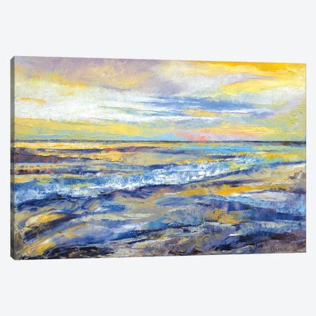 Shores Of Heaven Canvas Print #MCR127} by Michael Creese Canvas Print