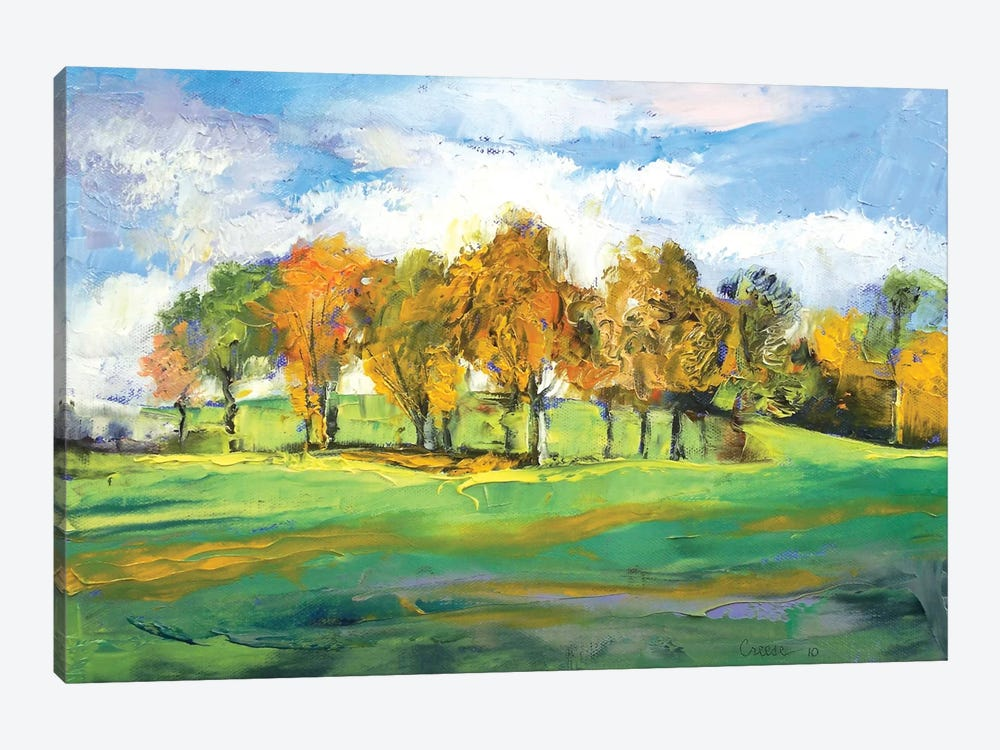 Autumn Light by Michael Creese 1-piece Canvas Art