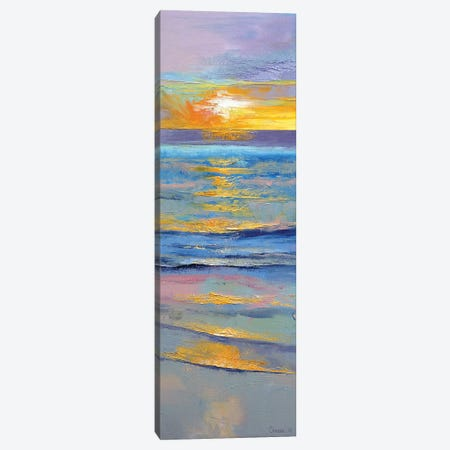 Sunset Canvas Print #MCR134} by Michael Creese Canvas Wall Art