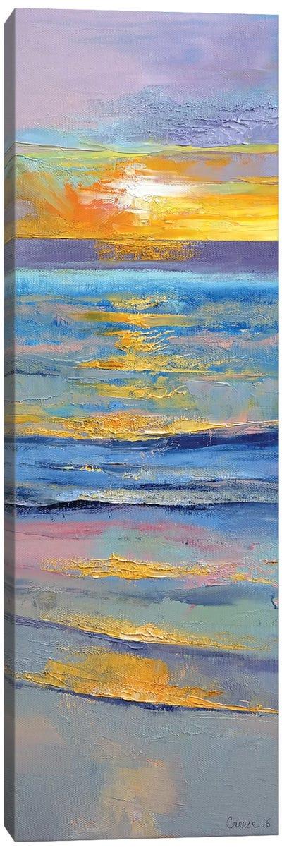 Sunset Canvas Print #MCR134