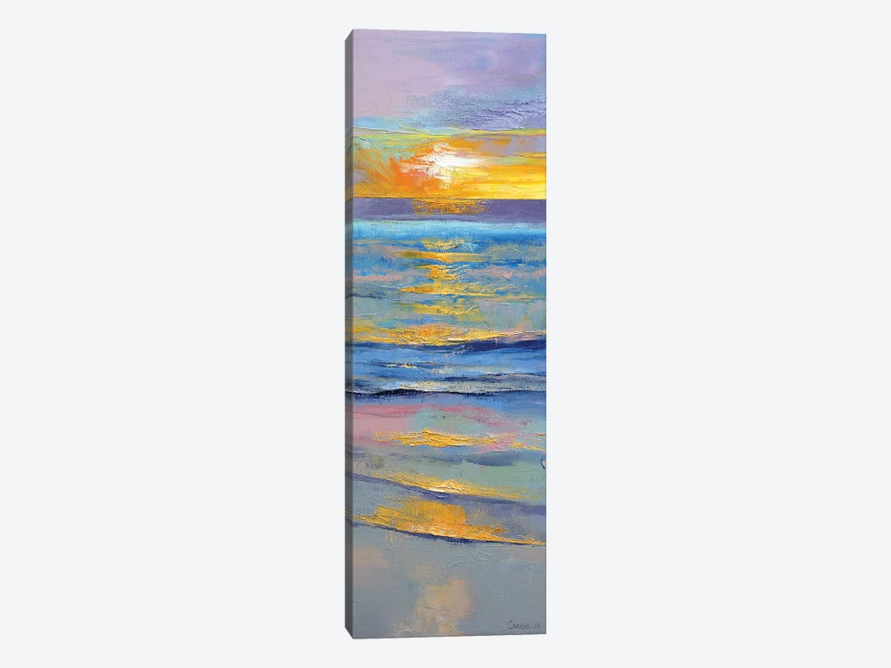 Sunset by Michael Creese 1-piece Canvas Print