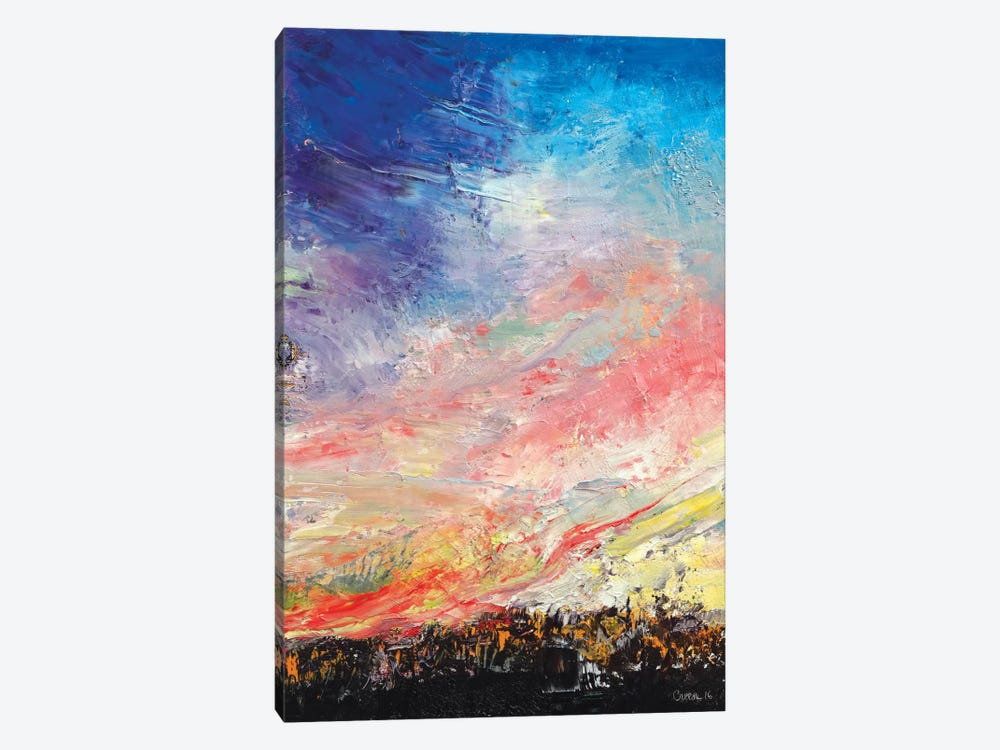 Wildfire by Michael Creese 1-piece Canvas Art