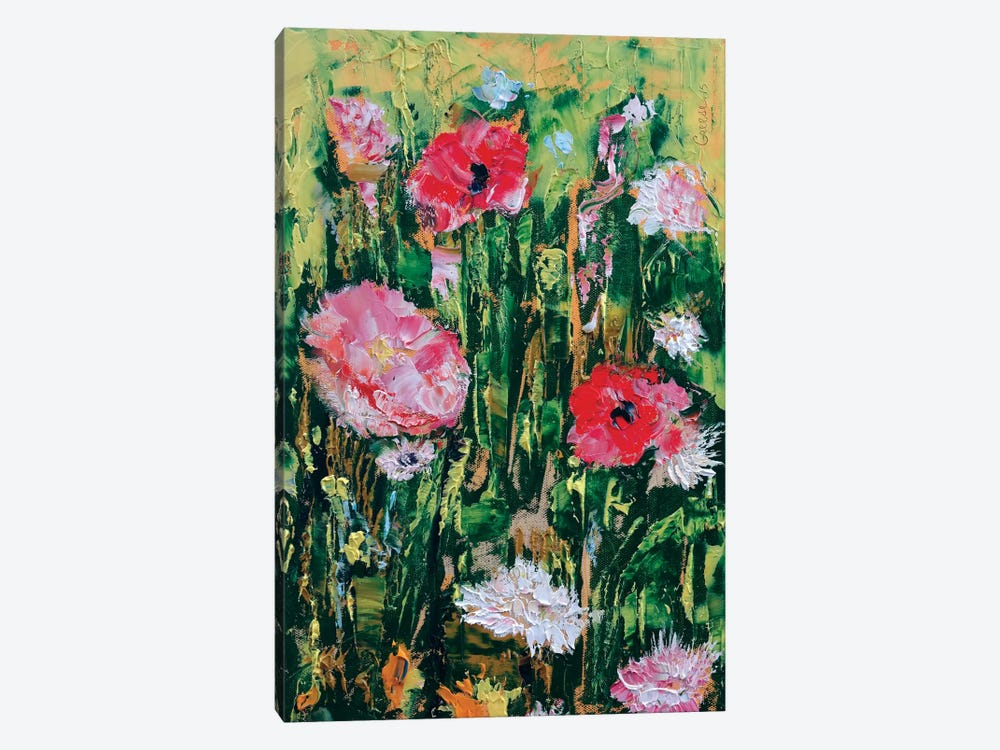 Wildflowers by Michael Creese 1-piece Canvas Wall Art