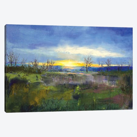 Winter Solstice Canvas Print #MCR152} by Michael Creese Canvas Print