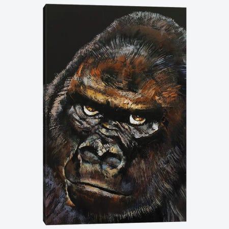 Gorilla Canvas Print #MCR158} by Michael Creese Canvas Art Print