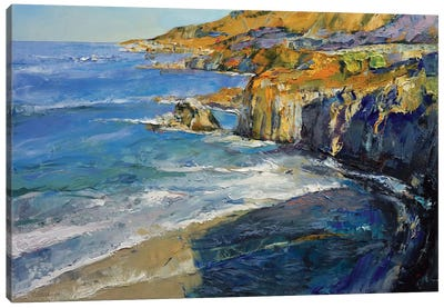 Big Sur, California Canvas Art Print