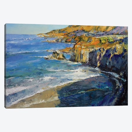 Big Sur, California Canvas Print #MCR15} by Michael Creese Canvas Art