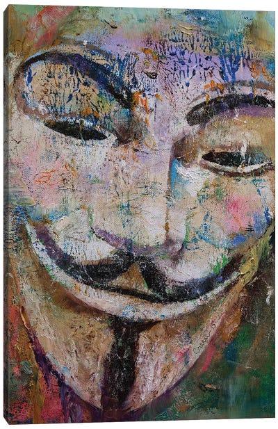 Anonymous  Canvas Art Print