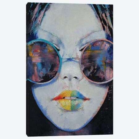 Asia  Canvas Print #MCR164} by Michael Creese Canvas Art Print