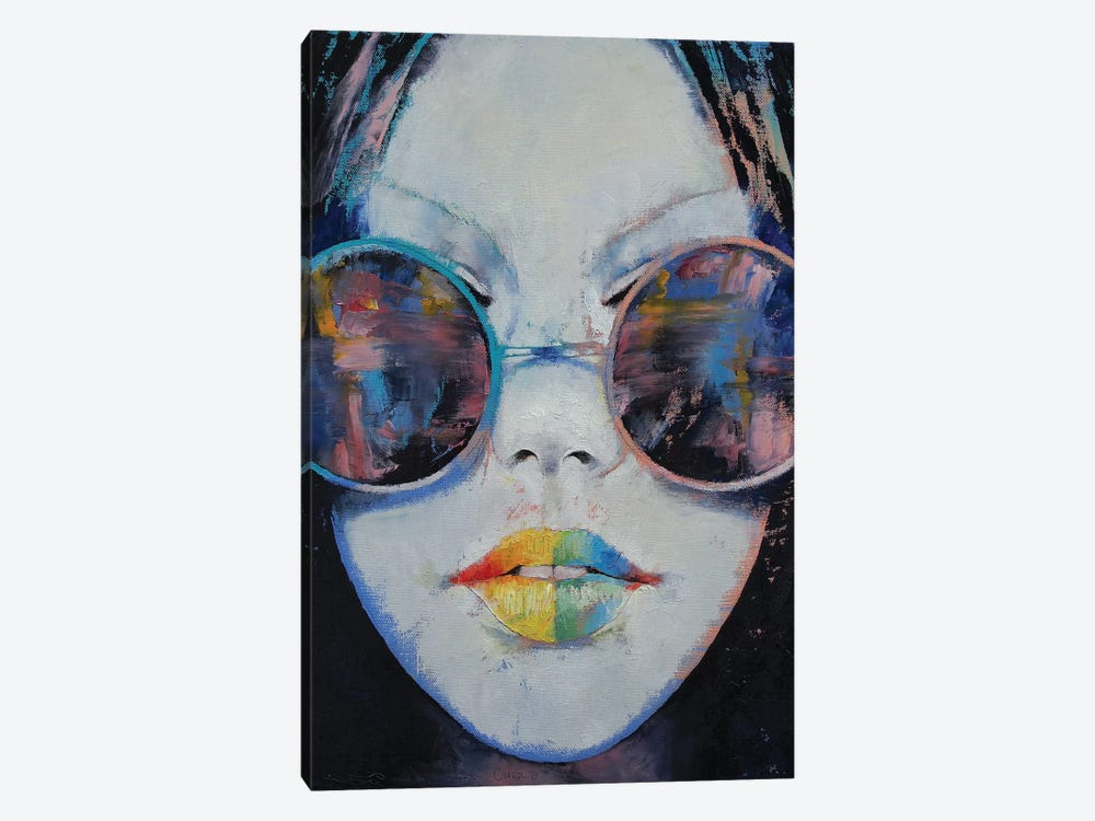 Asia  by Michael Creese 1-piece Canvas Artwork