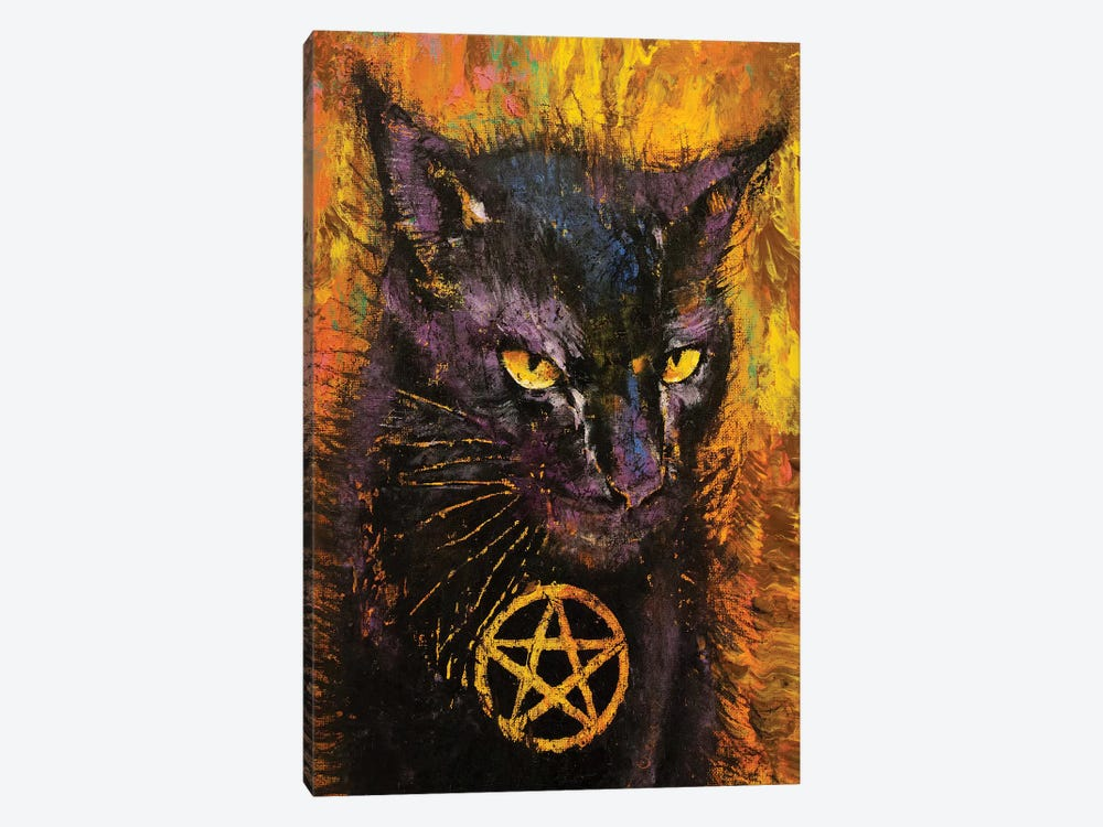 Black Magic  by Michael Creese 1-piece Canvas Print