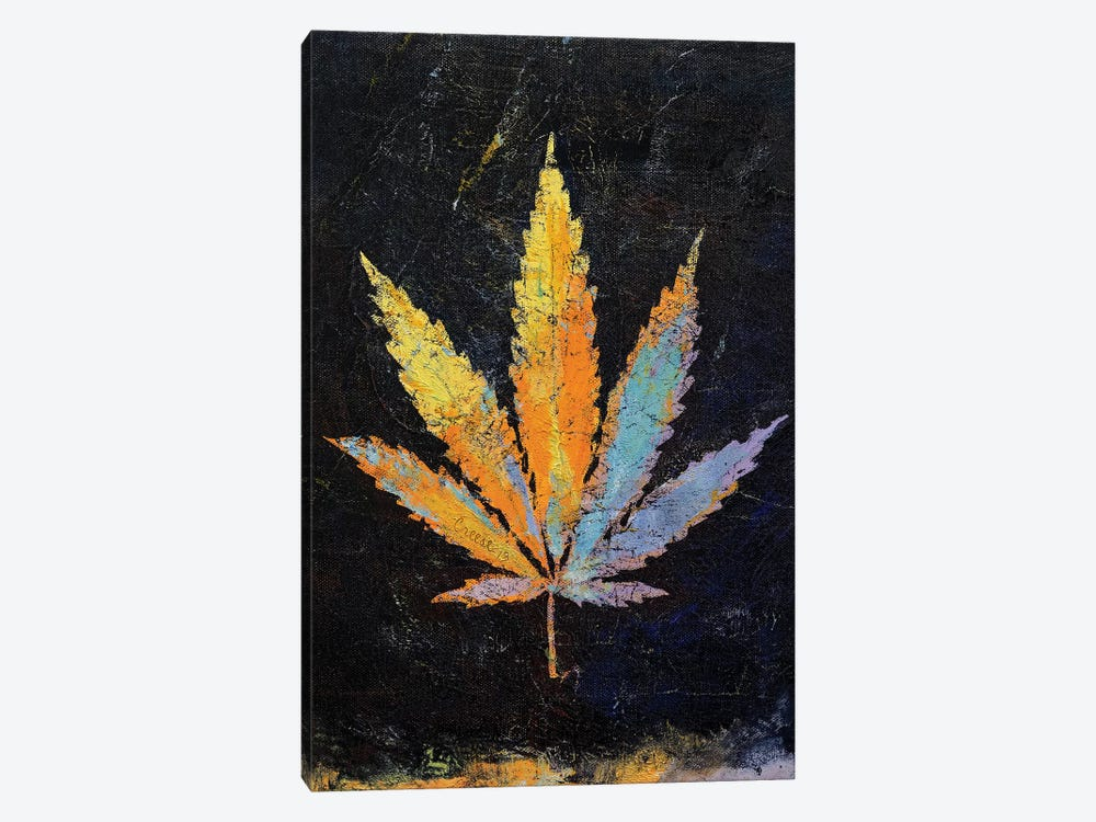 Cannabis  by Michael Creese 1-piece Art Print