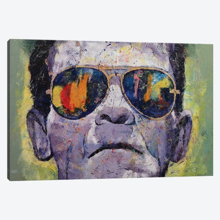 Frankenstein  Canvas Print #MCR181} by Michael Creese Canvas Art