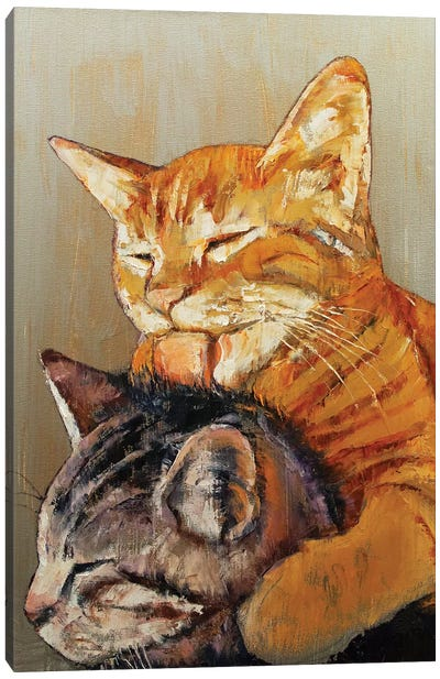 Friends  Canvas Art Print