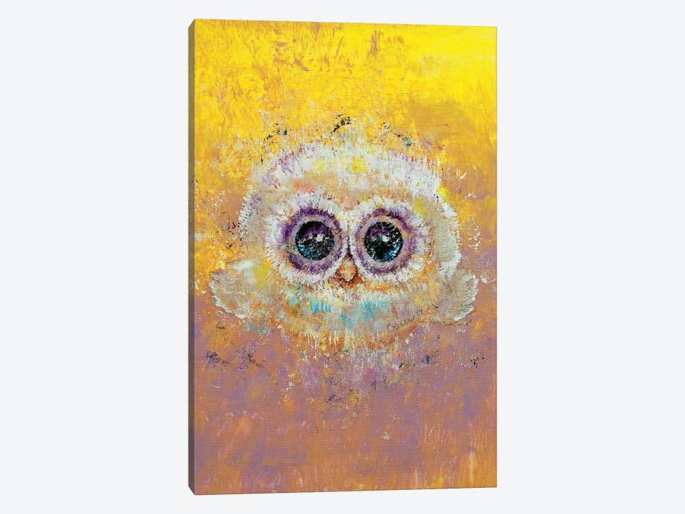 Hoot  by Michael Creese 1-piece Art Print