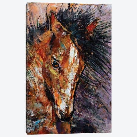 Shōgun Colt  Canvas Print #MCR207} by Michael Creese Canvas Wall Art