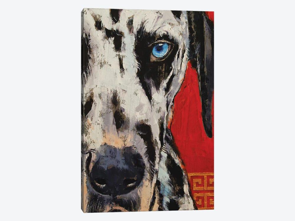 Dalmatian by Michael Creese 1-piece Canvas Art
