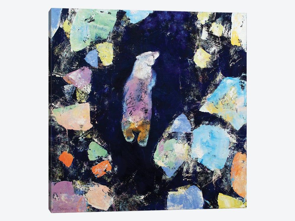 Polar Bear Journey by Michael Creese 1-piece Canvas Artwork
