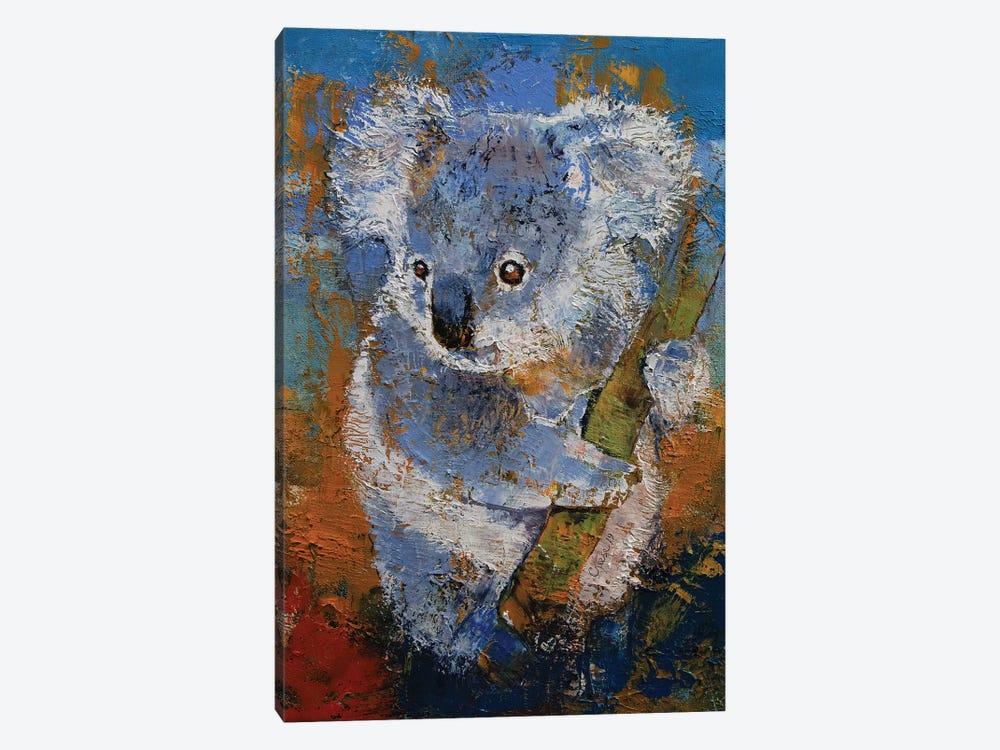 Koala by Michael Creese 1-piece Canvas Wall Art