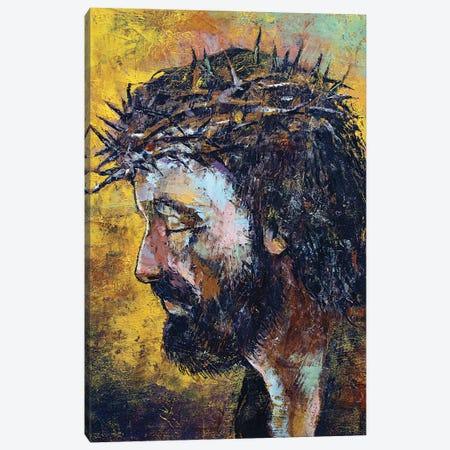 Jesus Canvas Print #MCR260} by Michael Creese Canvas Art Print