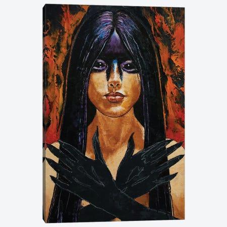 Femme Fatale Canvas Print #MCR266} by Michael Creese Canvas Art
