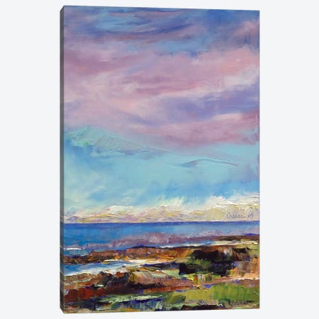 California Seascape Canvas Print #MCR26} by Michael Creese Canvas Art Print