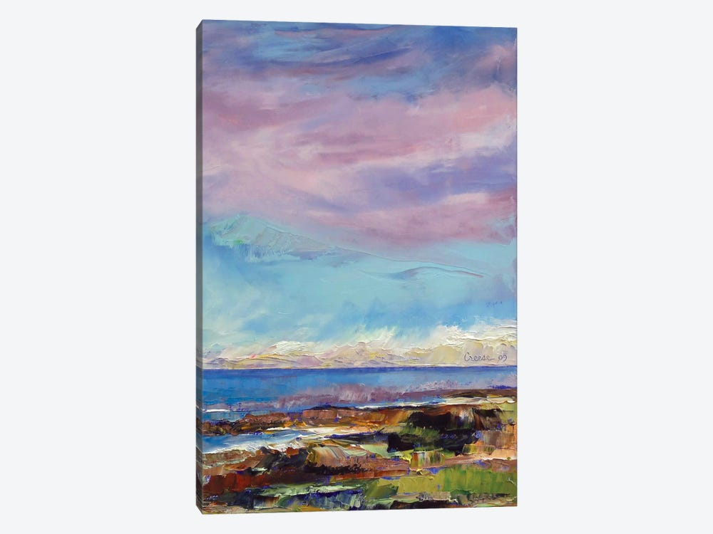 California Seascape by Michael Creese 1-piece Art Print