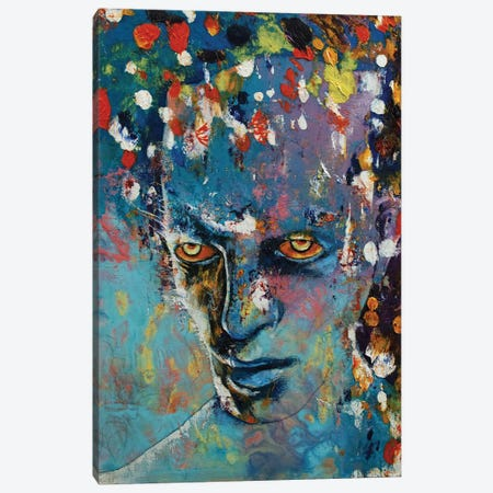 Alien Canvas Print #MCR284} by Michael Creese Canvas Artwork