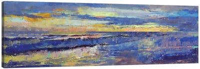 Costa Rican Sunset Canvas Print #MCR33