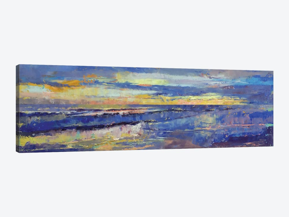 Costa Rican Sunset by Michael Creese 1-piece Art Print