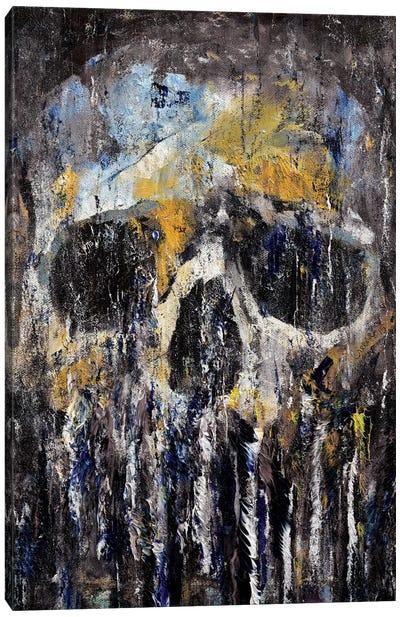 Cthulhu Skull Canvas Art Print