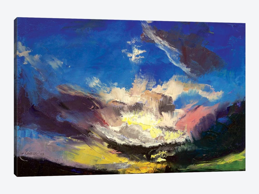 Dragon Cloud by Michael Creese 1-piece Canvas Art